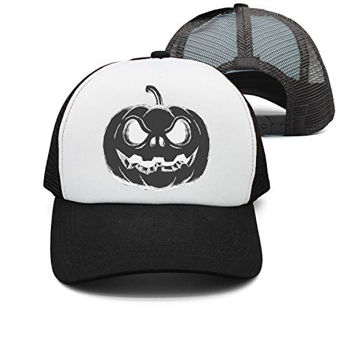 Cap Halloween Party Pumpkin Clever Halloween Costumes Unisex Grid Cap Cute Stylish Casual Simple Funny Personality Fashion Travel -