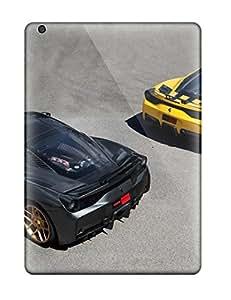 Heidiy Wattsiez's Shop New Awesome Ferraris Tpu Skin Case Compatible With Ipad Air 3444149K12937353