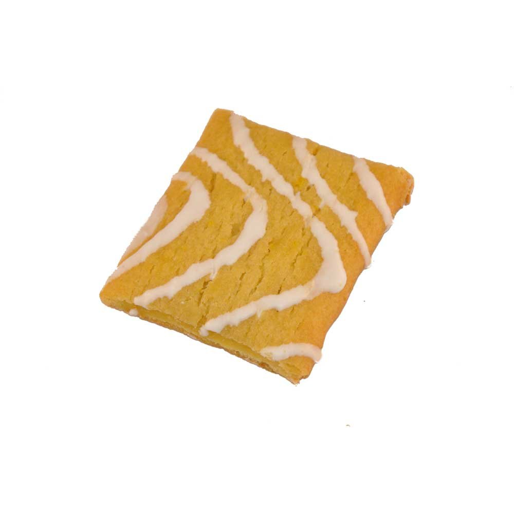 Darlington Farms Iced Lemon Snack N Squares - 1.1 oz. cookie, 216 per case by Darlington Farms
