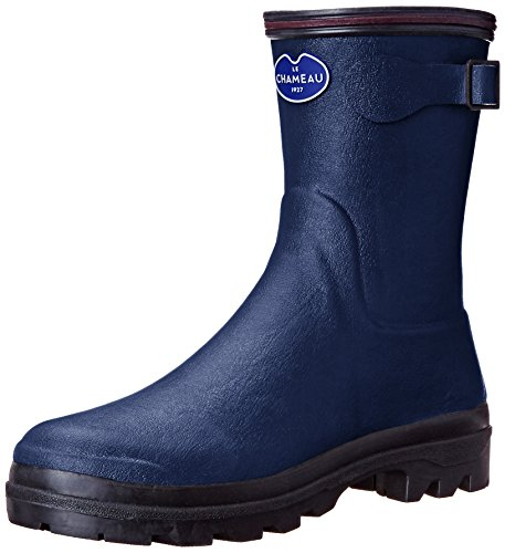 Chameau Le Navy Boots Women's Low Giverny 7wdBqfwrP