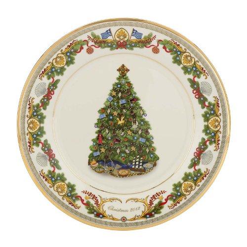 - Lenox 2012 Trees Around the World Greece Annual Plate