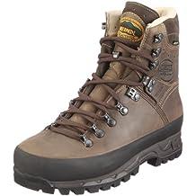 Meindl unisex boots brown