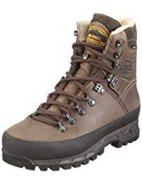 Meindl Island. Men's Boots MFS Active, GORE-TEX Brown Lether Snow Boot