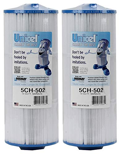 Marquis Spas - 2) Unicel 5CH-502 Marquis Spa Filter Replacement 20041 20042 Cartridges C-5303
