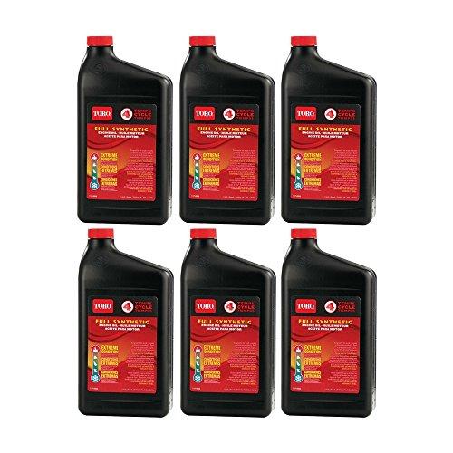 by Toro Toro Full Synthetic Oil (32 oz. Bottle) (6 battles)