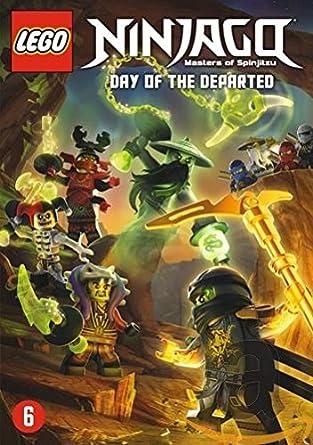 Amazon.com: Lego ninjago - Day of the departed: Movies & TV