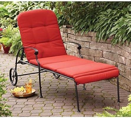 Amazon.com: Mejor Casas Y Jardines Clayton corte chaise ...