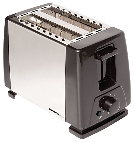 Orava HR-103 2fetta//e 650W Nero Bianco tostapane
