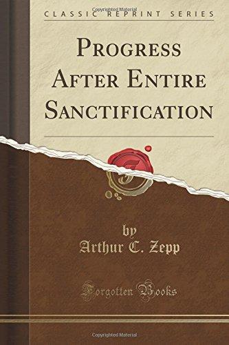 Download Progress After Entire Sanctification (Classic Reprint) pdf epub