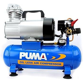 Amazon.com: PD1006, Puma 12 Volt Air Compressor, 3.5 CFM
