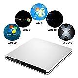 Ultra Slim USB 3.0 External DVD Drive external DVD