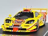 EBBRO(エブロ) EBBRO(エブロ)・hpi(エイチピーアイ) McLaren F1 GTR 2001 JGTC #21 (イエローコーン) 服部 尚貴/一ツ山康