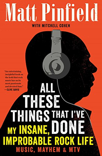All These Things That I've Done: My Insane, Improbable for sale  Delivered anywhere in USA