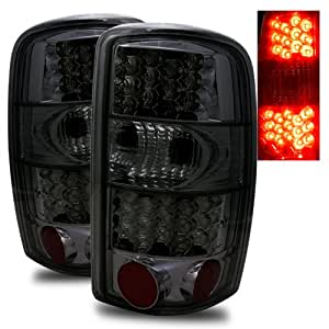 Amazon.com: Chevy Tahoe Smoke LED Tail Lights: Automotive