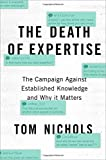 Thomas M. Nichols (Author) (43) Publication Date: March 1, 2017   Buy new: $24.95$23.70 11 used & newfrom$16.10