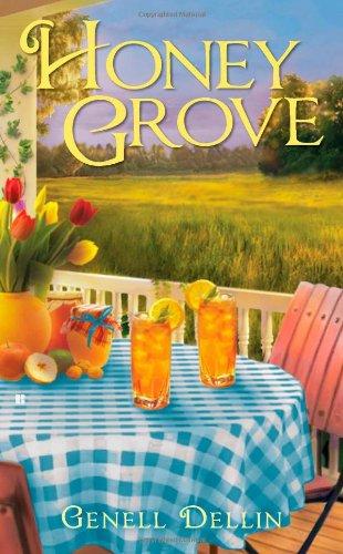 book cover of Honey Grove