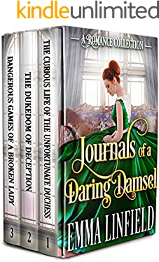 Journals of a Daring Damsel: A Historical Regency Romance Collection