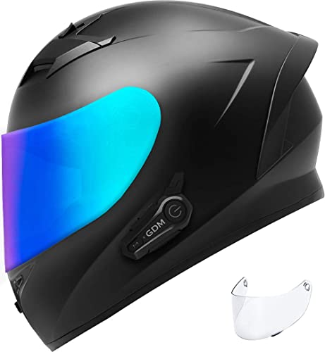 GDM VENOM Motorcycle Helmet