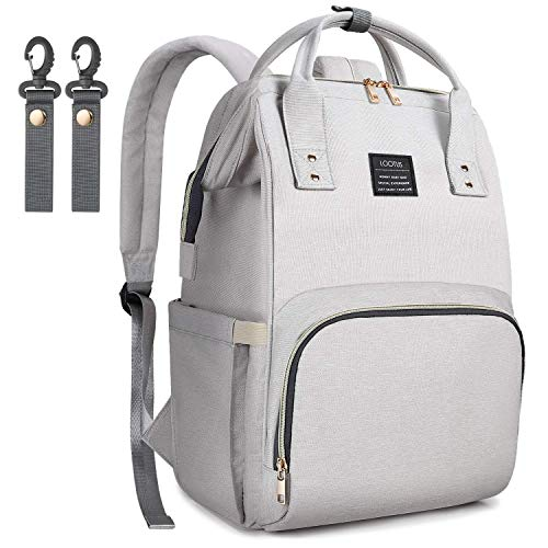 LOOTUS Diaper Bag Backpack Multi...