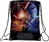 Star Wars PE Gym Sport Swim Bag Officially Licensd! 43 x 32 cm
