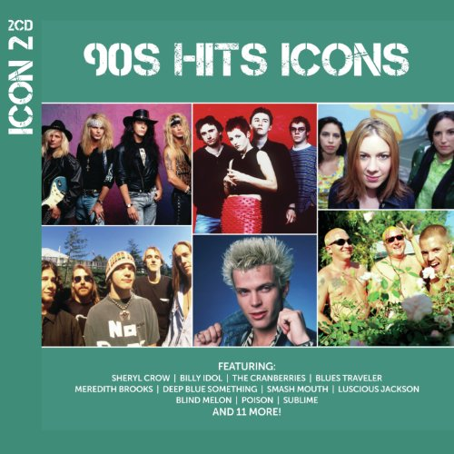 ICON - 90's Hits [2 CD]