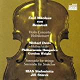 Violin Concerto / Serenade for Strings