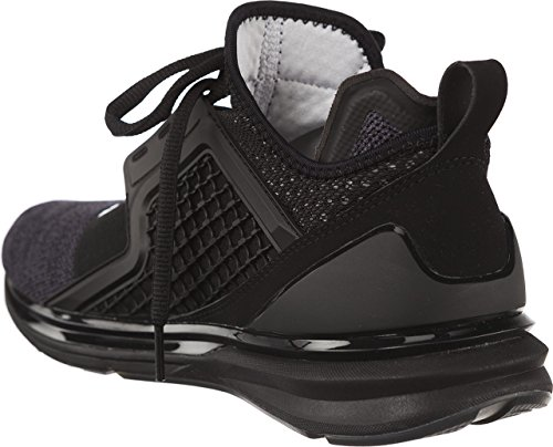 Puma IGNITE Limitless Knit 702 Unisex Sneakers (BLACK)