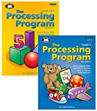 img - for The Processing Program Levels 1, 2, & 3 Combo by Sandra McKinnis (January 1, 2012) Paperback 2nd book / textbook / text book
