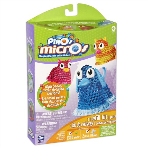 Pixos Micros Pets Theme Refill