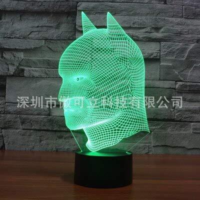 Amazon.com: Figura de acción creativa con 4 luces LED que ...