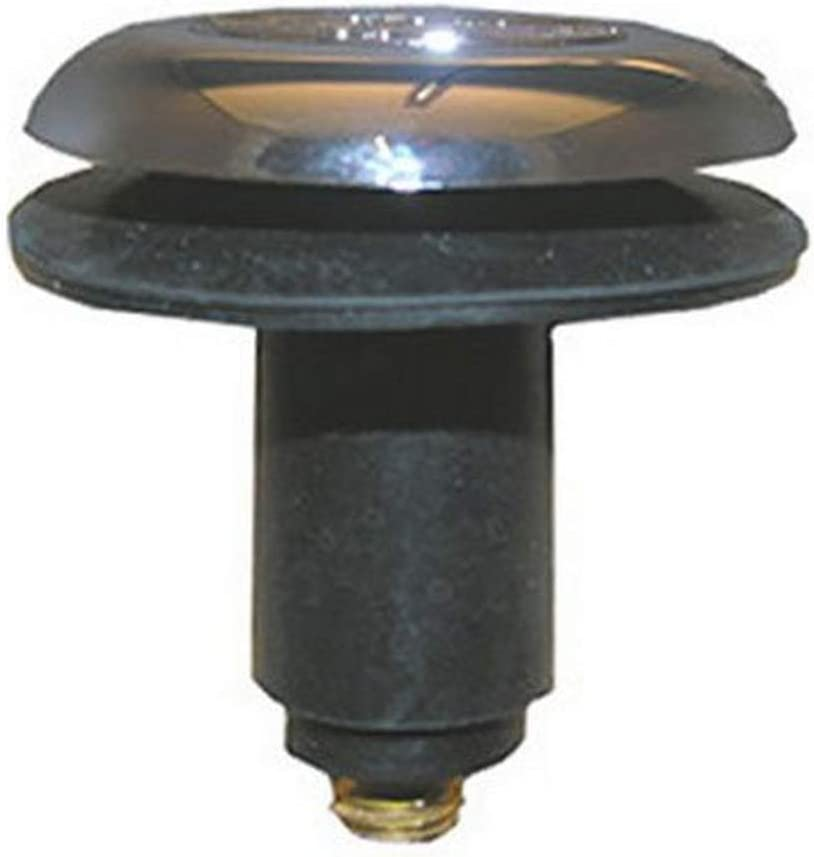 LASCO 03-4825 Rapid Fit Style Strainer Stopper Bathtub, Chrome Plated - Drain Stoppers -