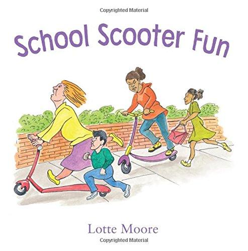 School Scooter Fun PDF Text fb2 book