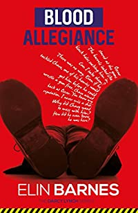 Blood Allegiance by Elin Barnes ebook deal