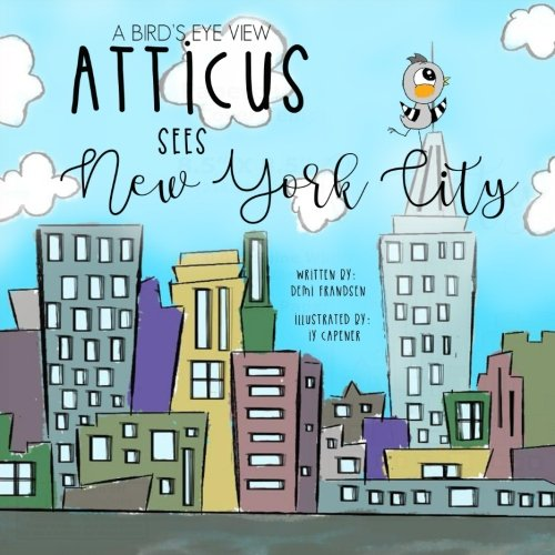 A Bird's Eye View: Atticus Sees New York City (Volume 1)