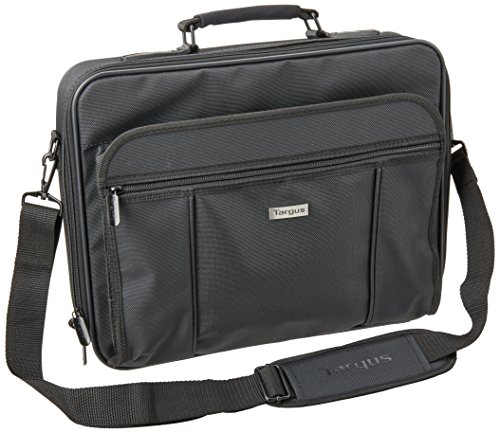 Targus Premiere Case for 15.4-Inch Laptop, Black (TVR3000) Black 15.4' Laptop Backpack