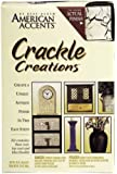 Rust-Oleum 7971802 Crackle Creations Spray, Antiqued Ivory, Kit 24-Ounce