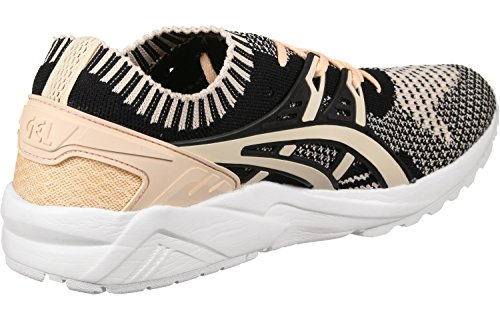 Apricot Sneakers ASICS H7W7N GEL Bleached Bleached Women's KAYANO Apricot TRAINER KNIT 4g48q