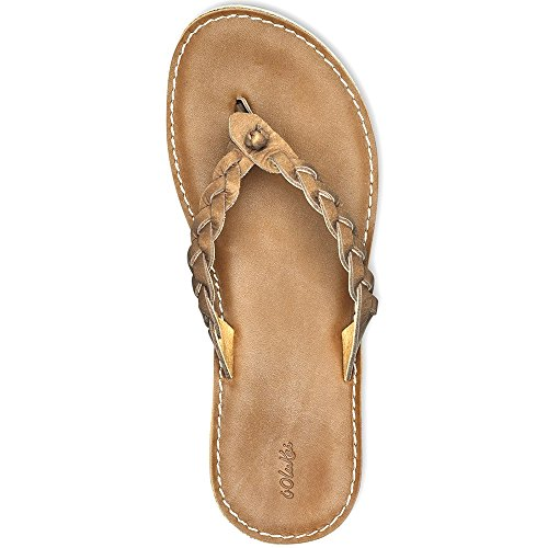Olukai Oude Sweetie - Womens Sting / Tan