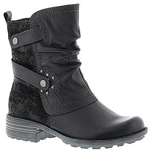 Earth Origins Pia Women's Boot 8.5 B(M) US Black