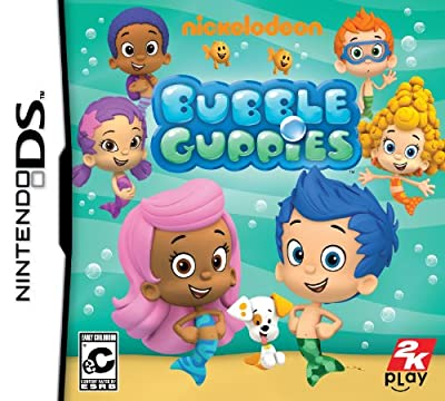 Nickelodeon Bubble Guppies from 2K Play