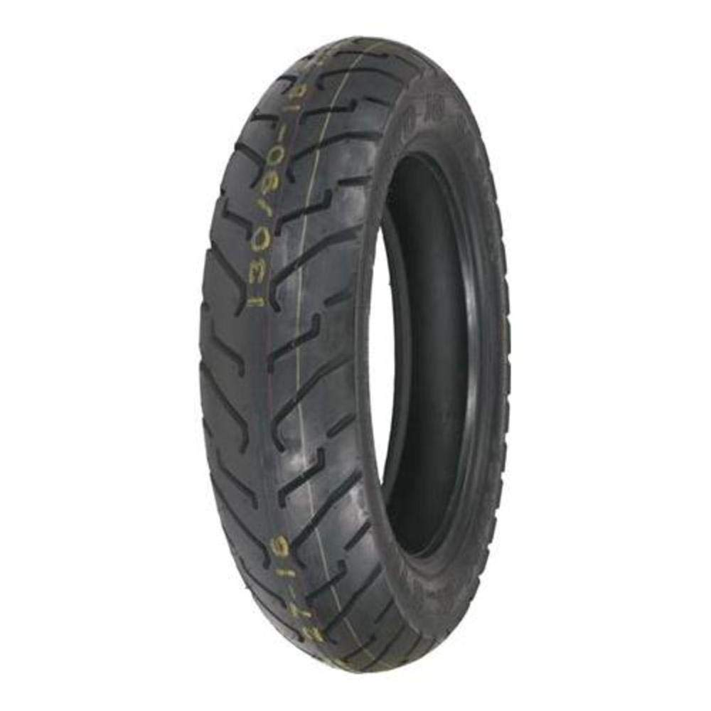 Shinko 712 Series Tire - Front - 110/90-19 , Position: Front, Tire Size: 110/90-19, Rim Size: 19, Tire Ply: 4, Load Rating: 61, Speed Rating: H, Tire Type: Street, Tire Application: Touring XF87-4142 4333046484