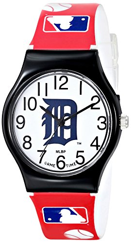 "Game Time Youth MLB-JV-DET ""JV"" Watch - Detroit Tigers"