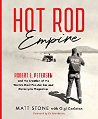 â??Hot Rod Empire details Robert E. Petersen's creation of Hot Rod Magazine in the 1940s and the Petersen Publishing empire that grew to the mainstream juggernaut we know today. The end of World War II marked the release of pent-up war...