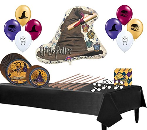[Harry Potter Party Pack Decorating Kit] (Sorting Hat From Harry Potter)