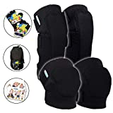 Best Elbow And Knee Pads - Innovative Soft Kids Knee and Elbow Pads Plus Review