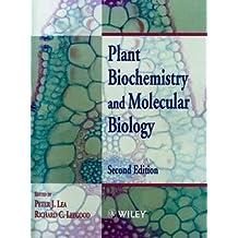 Plant Biochemistry and Molecular Biology
