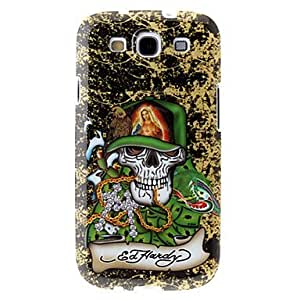 XB-Saint Snakes and Eagles Painting Pattern Protective Back Case for Samsung Galaxy S3 I9300