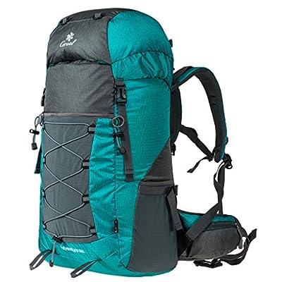 Coreal 50L Hiking Backpack Travel Camping Trekking Daypack Climbing Mountaineering Bag