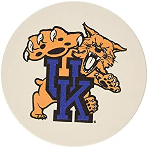 Thirstystone Stoneware Coaster Set, University of Kentucky