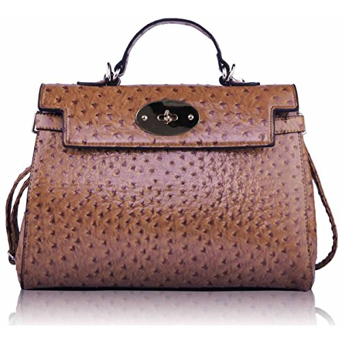 Xardi London, Borsa a spalla donna medium Nude